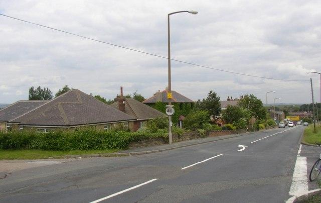 Lindley Moor Road, Fixby