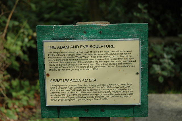 Adam and Eve Sign