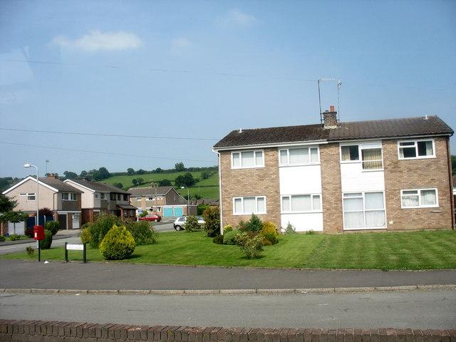 Maes Melwr Estate