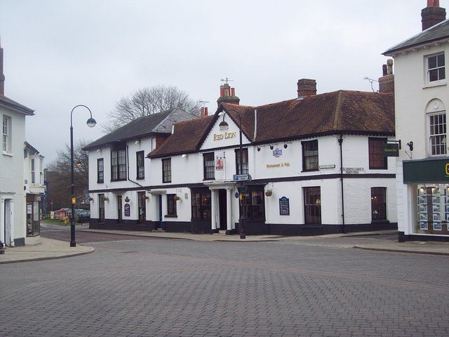 The Red Lion, Petersfield