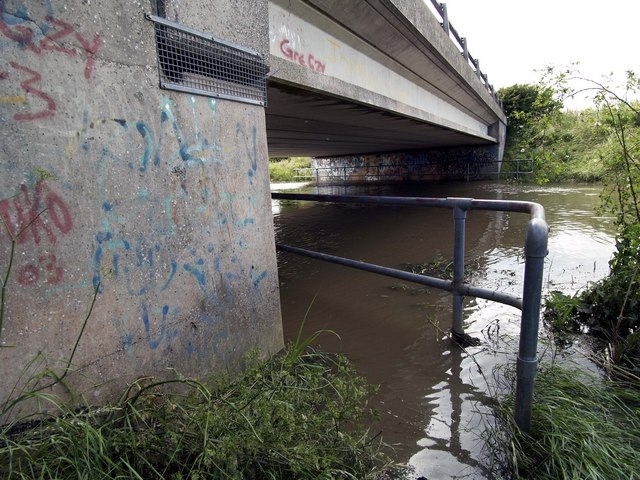 A1033 Burstwick Drain Flyover Bridge