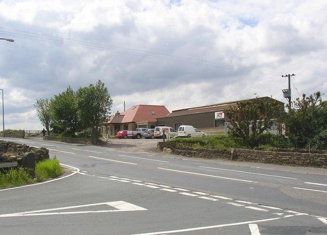 JPI depot, Lindley Moor Road, Longwood