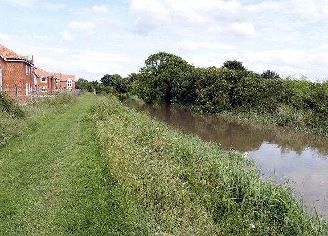 Burstwick Drain and the June 2007 Floods