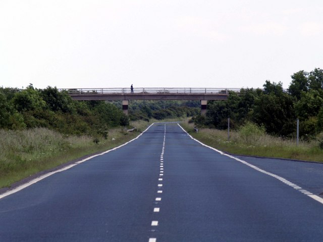 Deserted A1033 Hedon Bypass