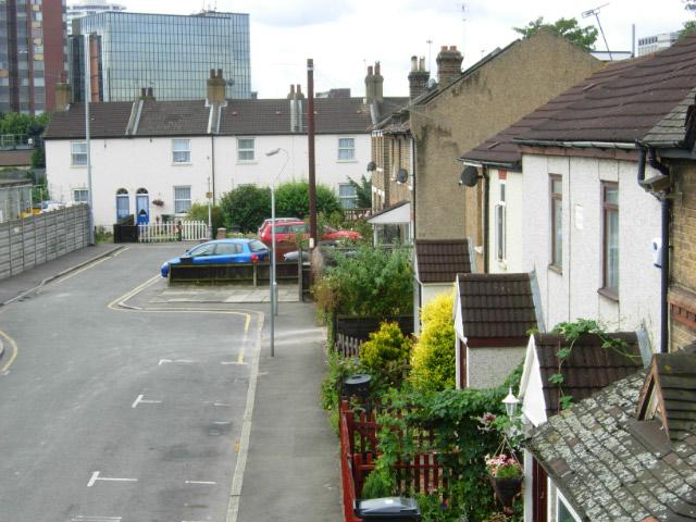 Lamberts Place, Croydon