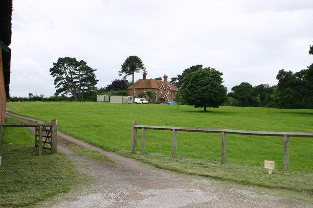 Shoddesden Grange