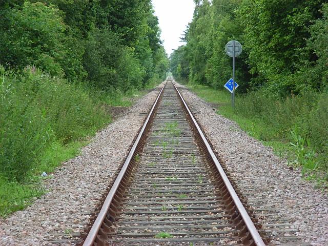 Railway near Ludgershall