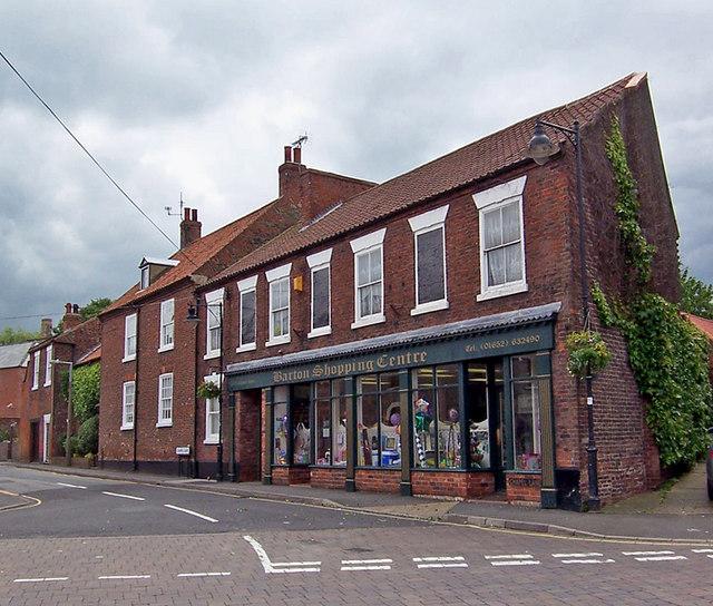 Barton Shopping Centre