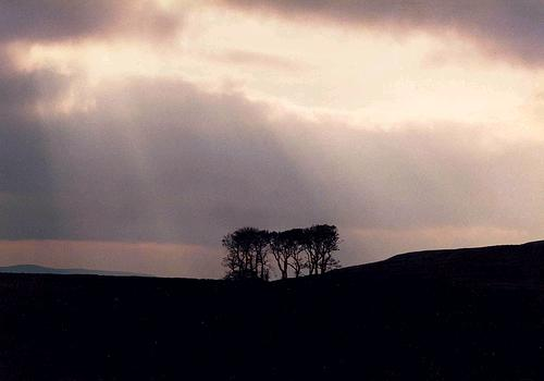 Stackhill House Silhouette