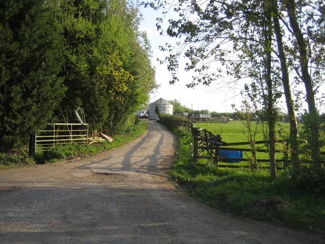 Lower Farm  near Hogshaw, Botolph Claydon