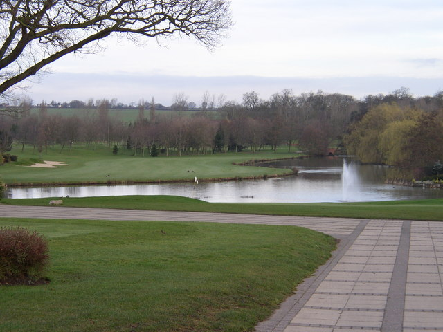 The Belfry - View from the 10th Tee