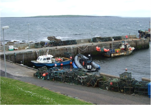 John o'Groats harbour