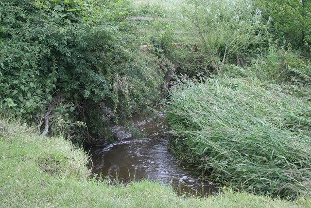 Brook Near Halghton