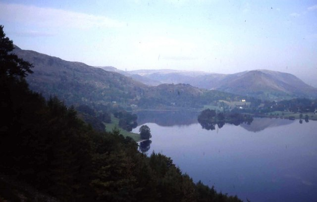 South-west shore of Grasmere