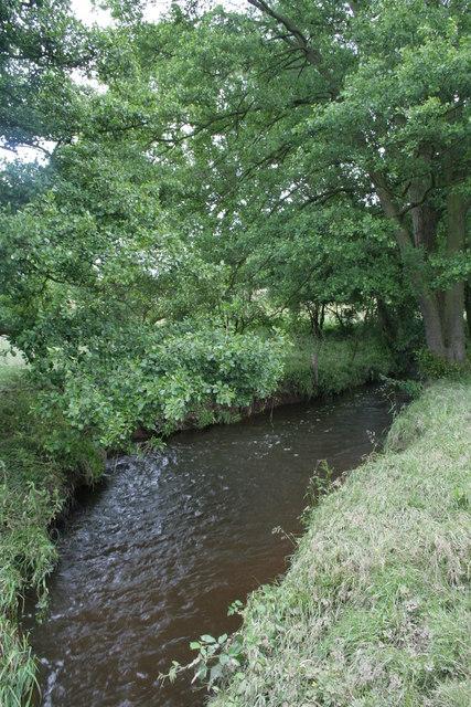 Stream Near to Halghton
