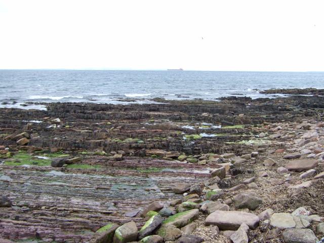 Knocking Stone shoreline