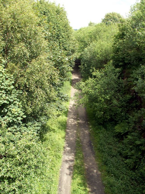 Trans Pennine Trail to Penistone