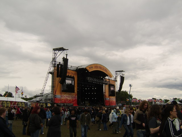 Hyde Park Calling music festival, main stage