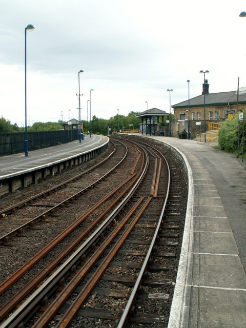 Penistone Railway Station