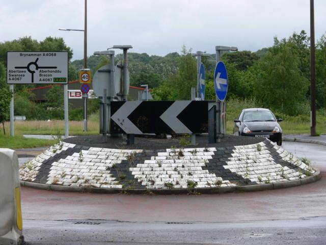 Wonky Roundabout