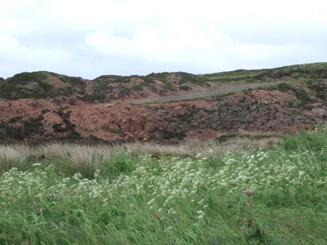 The quarry on Warth Hill