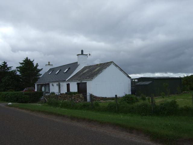 Granton Cottage, Tofts