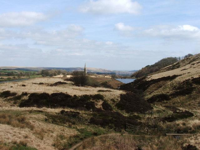 Wards reservoir