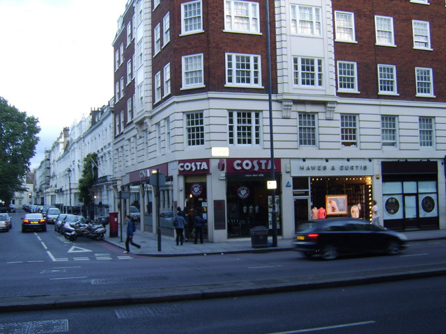 Costa Coffee, Brompton Road