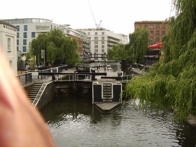 Camden Lock, Camden Town
