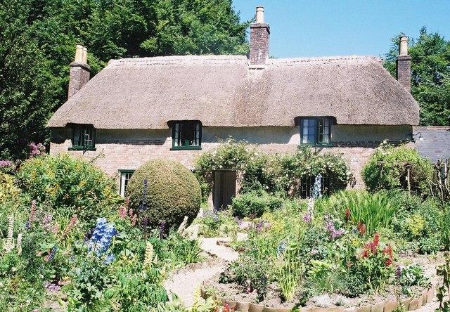 Hardy's cottage, Higher Bockhampton
