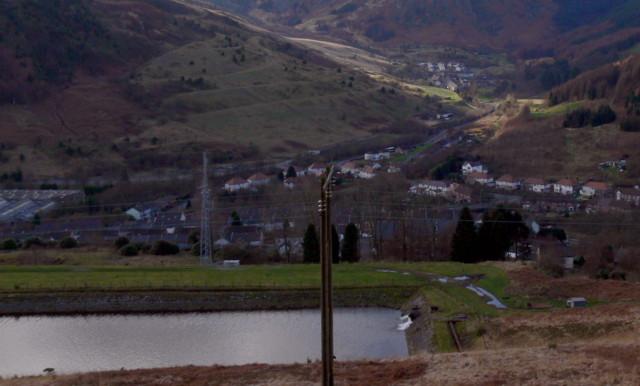 Tynewydd Reservoir