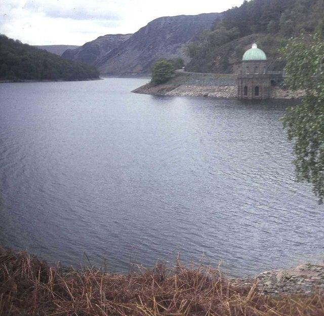 Garreg Ddu Reservoir