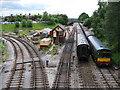 SD8010 : Bury South Signal Box by Paul Anderson