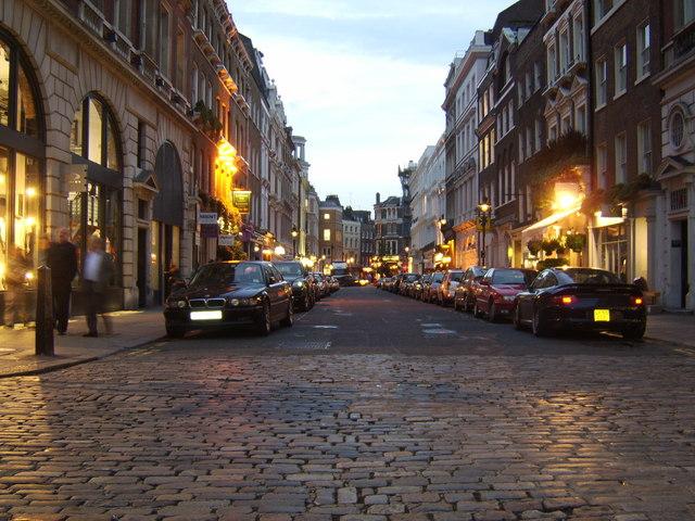 King Street, Covent Garden