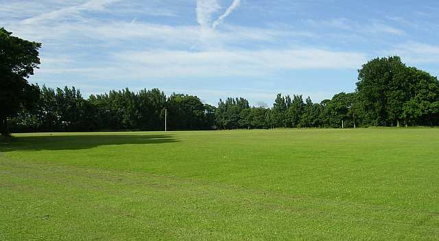 University of Bradford Playing Fields - Woodhall Lane