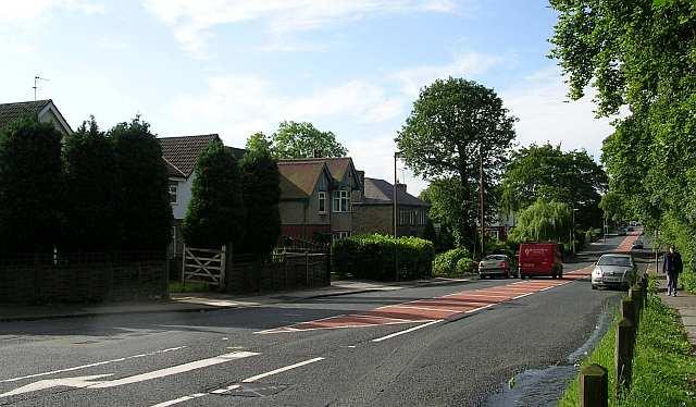 Woodhall Lane