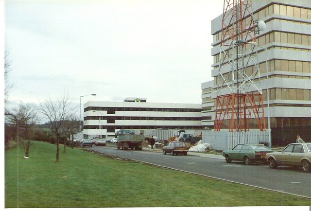 BP Petroleum Development Ltd Offices (1985)