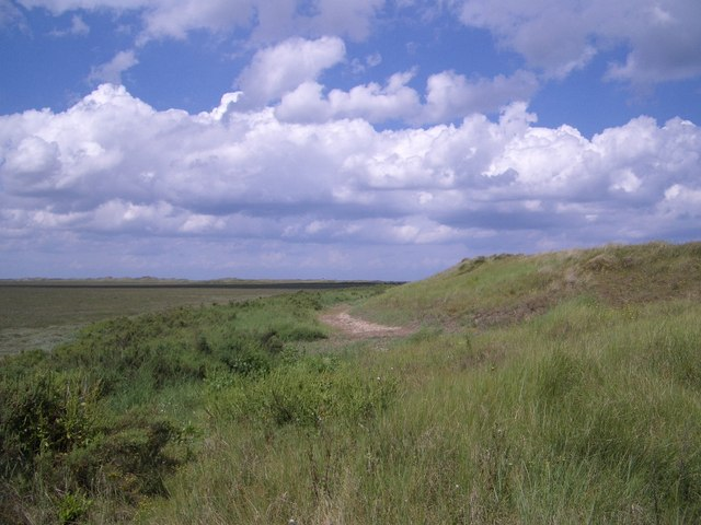 The Southern Edge of The Hood on Blakeney Point