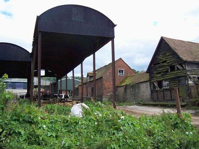 Red House Farm, Wigwig