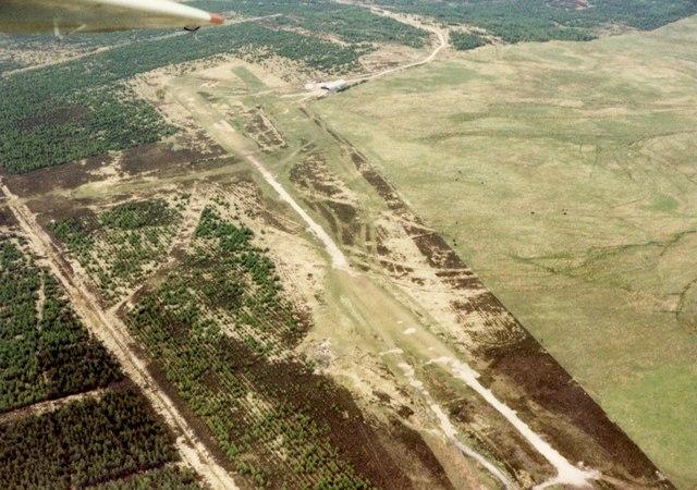 Falgunzeon airfield