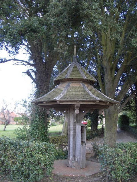 Water Pump on the Holkham Estate