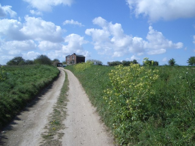 The Former Station House at Setons Halt, Wighton