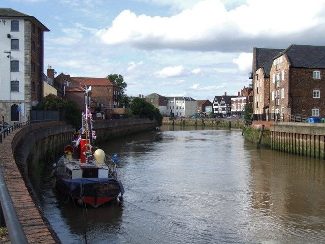 River Witham, Boston