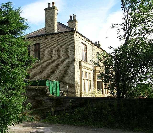 Woodlands Hall - Priesthorpe Road