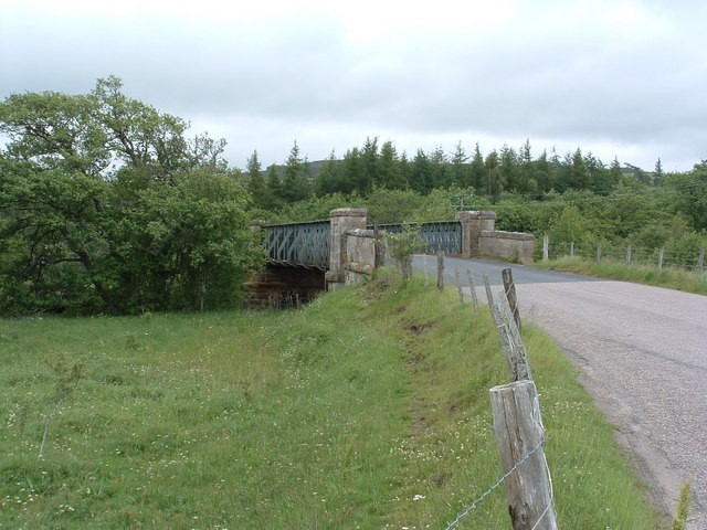 Ruthven bridge