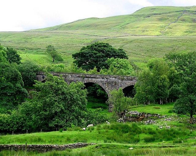 Mossdale Railway Viaduct (disused)