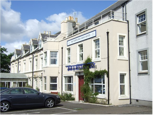 The Portland Arms Hotel