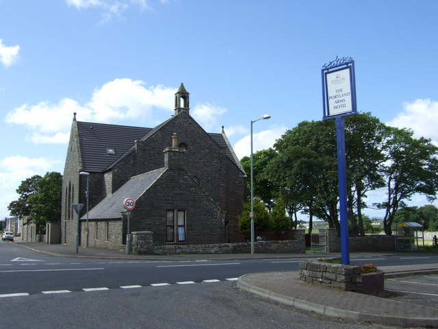 Lybster crossroads