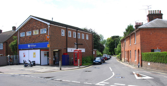 Alldays, High Street, Sturry, Kent