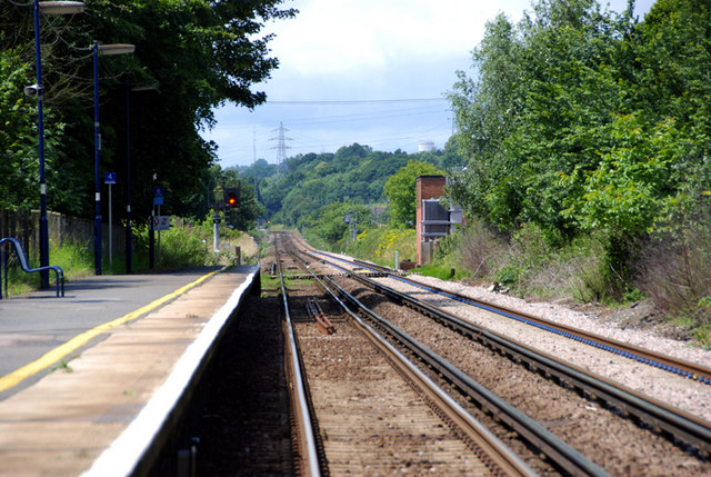 Sturry station, Kent